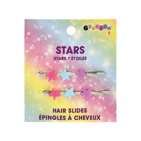 iscream Stars Hair Slides