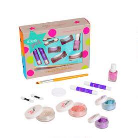 klee kids Naturals Up & Away 7-pc Natural Mineral Makeup Kit
