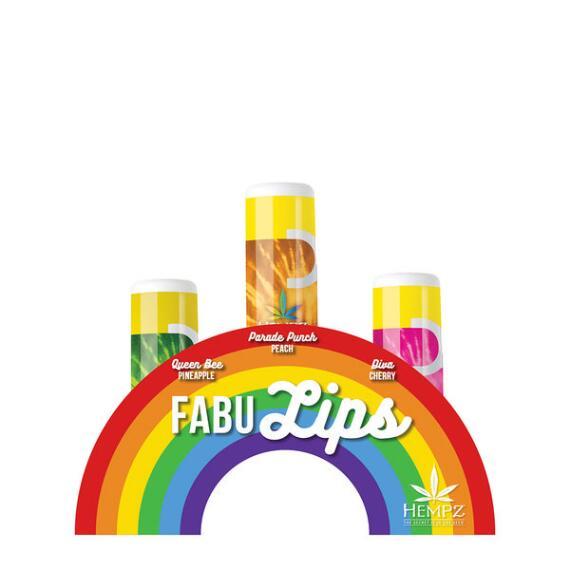 Hempz Pride Collection Fabu Lips Set
