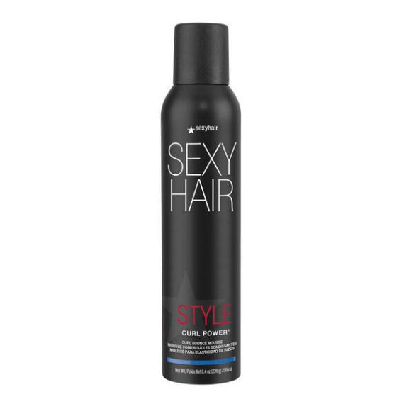 Sexy Hair Style Curl Power Curl Bounce Mousse
