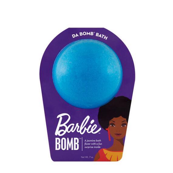 Da Bomb Barbie Blue Bath Bomb