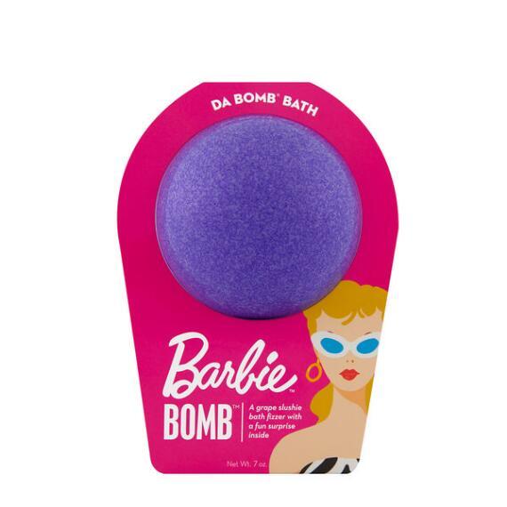 Da Bomb Barbie Purple Bath Bomb