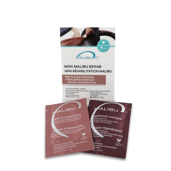 Malibu Wefts and Extensions Mini Rehab