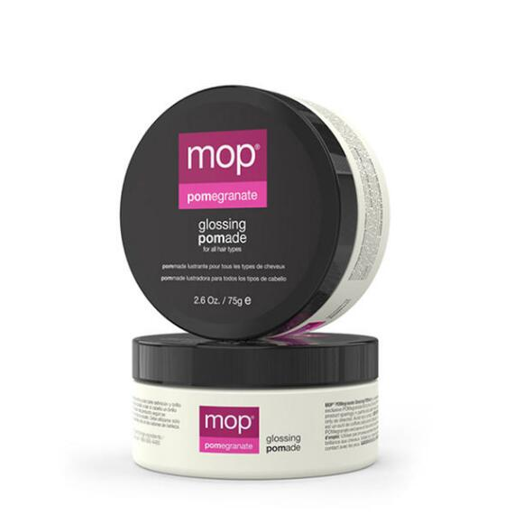 MOP Pomegranate Glossing Pomade