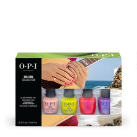 OPI Nail Lacquer - Summer 2021 Malibu Collection Set