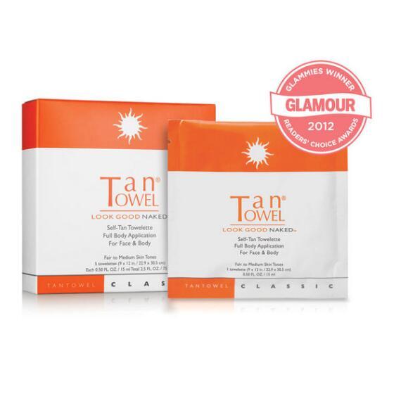 TanTowel Full Body Classic 5-Pack