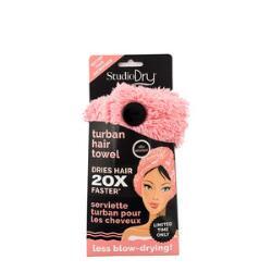 Studio Dry Turban Hair Towel