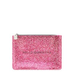 Danielle Make a Statement Glitter Tote