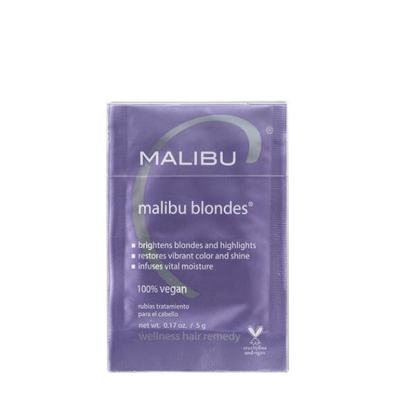 Malibu C Blondes Weekly Brightener - 5 grams packet