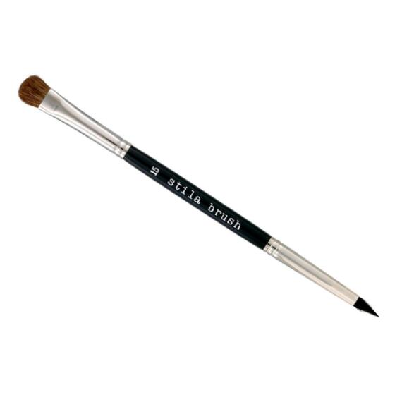 Stila #15 Double-Sided Crease and Liner Brush