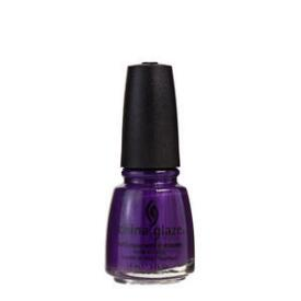 CHINA GLAZE NAIL LACQUER - PURPLES