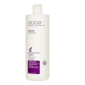 Abba Volumizing Shampoo for Fine Hair & Daily Professional Shampoos