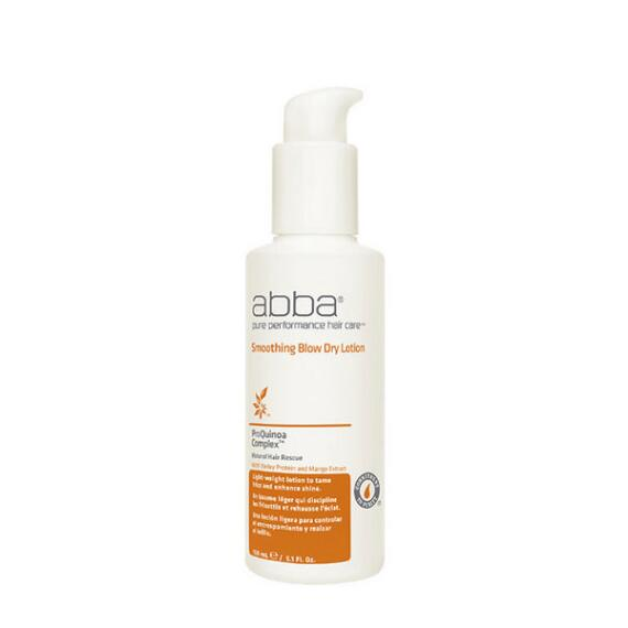 Abba Smooth Blow Dry Lotion