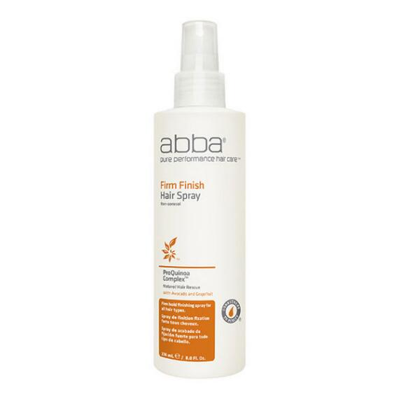 Abba Finish Spray