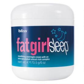 bliss fatgirlsleep