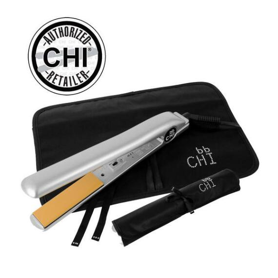 bbCHI Exclusive Platinum Ceramic Iron by CHI