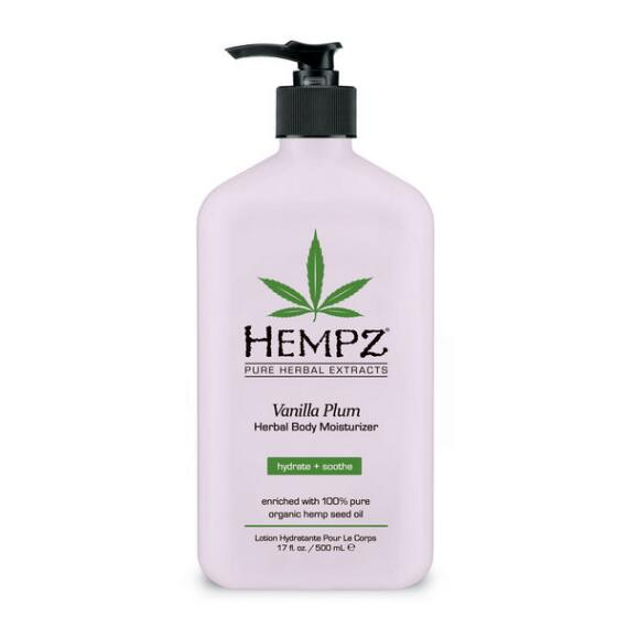 Hempz Vanilla Plum Herbal Moisturizer