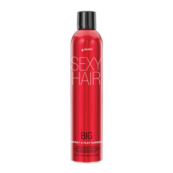 Sexy Hair Big Sexy Hair Spray And Play Harder Firm Volumizing Hairspray