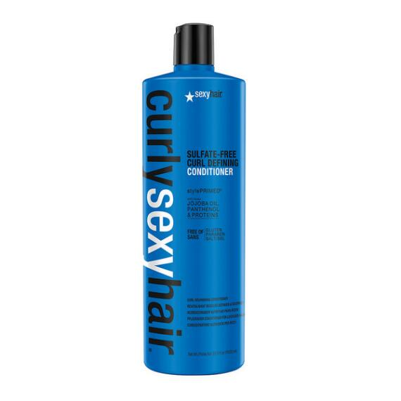 Sexy Hair Curly Sexy Hair Sulfate-Free Curl Defining Conditioner