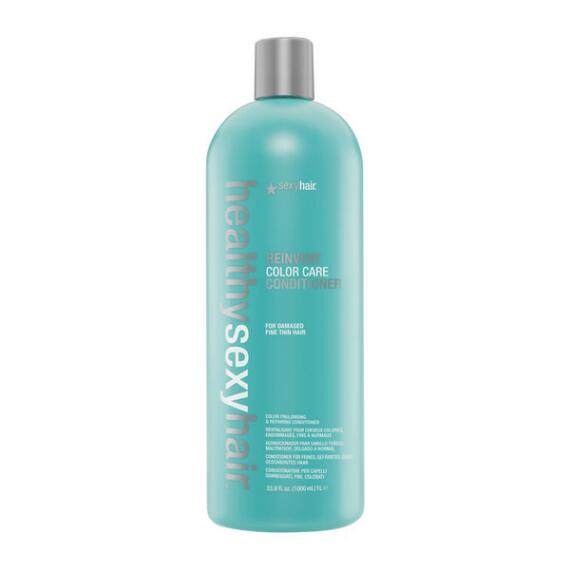 Sexy Hair Healthy Sexy Hair Reinvent Color Care Conditioner for Damaged, Fine/Thin Hair