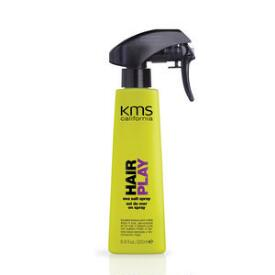 KMS Hair Play Sea Salt Spray & Salon Hairspray