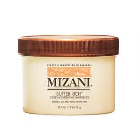 MIZANI Butter Rich Deep Nourishing Hairdress & Salon Hair Products