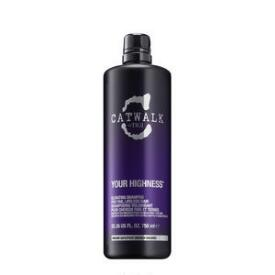 TIGI Catwalk Your Highness Shampoo & TIGI Shampoo
