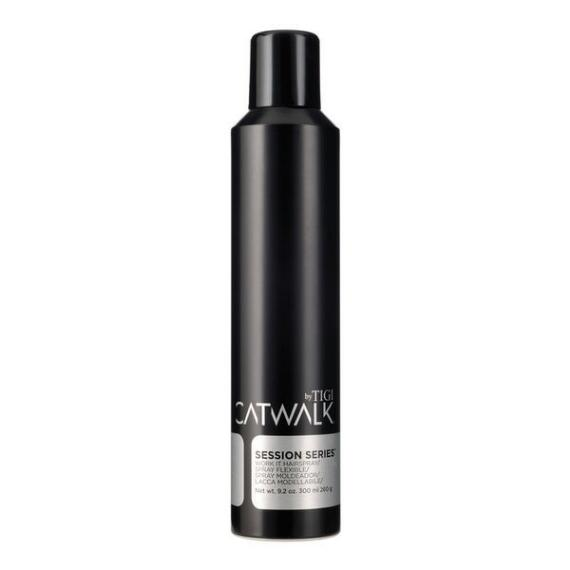 TIGI Catwalk Session Series Work-It Hairspray