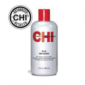 CHI Silk Infusion Conditioner & Leave in Conditioners