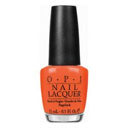 OPI Nail Lacquer - Yellows and Oranges