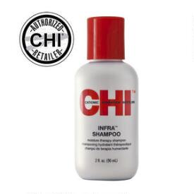 CHI Hair Infra Shampoo Travel Size, CHI Deep Cleaning Shampoos