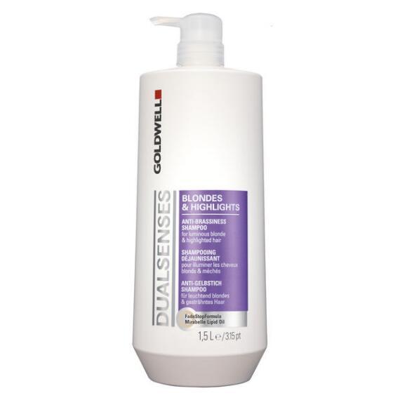Goldwell Dualsenses Blondes & Highlights Anti-Brassiness Shampoo