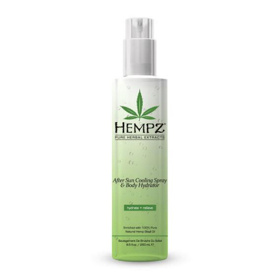 Hempz After Sun Cooling Gel and Body Hydrator