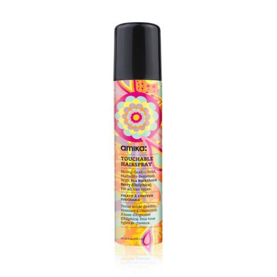 amika Touchable Hairspray
