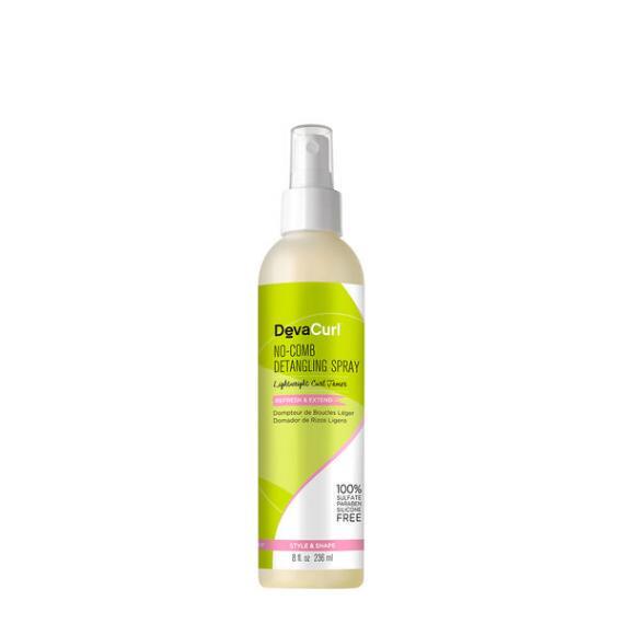 DevaCurl No-Comb Detangle Spray