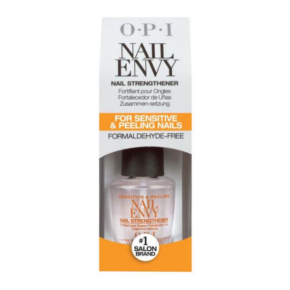 OPI Nail Envy Nail Strengthener - Sensitive & Peeling Nails | Hands ...