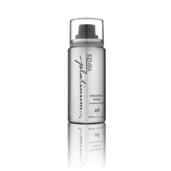 Kenra Platinum Finishing Spray 26 Travel Size