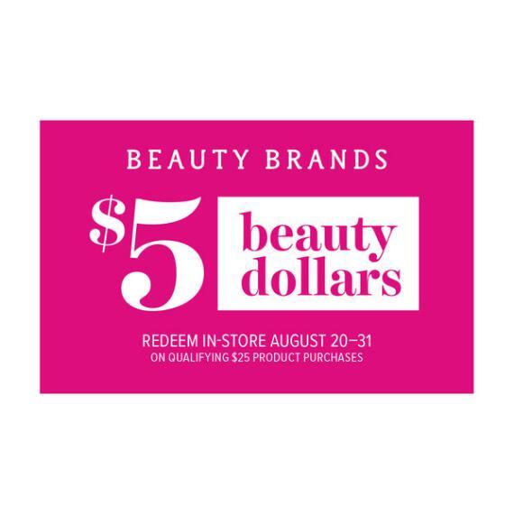 Beauty Brands Beauty Dollars