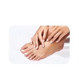 Manicure and Spa Pedicure Gift Card